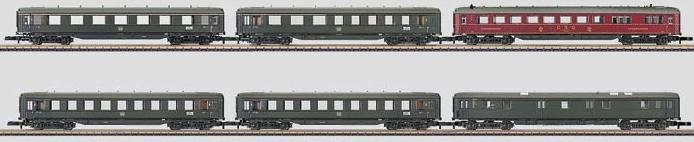 Vagones Ep III para BR10 87350