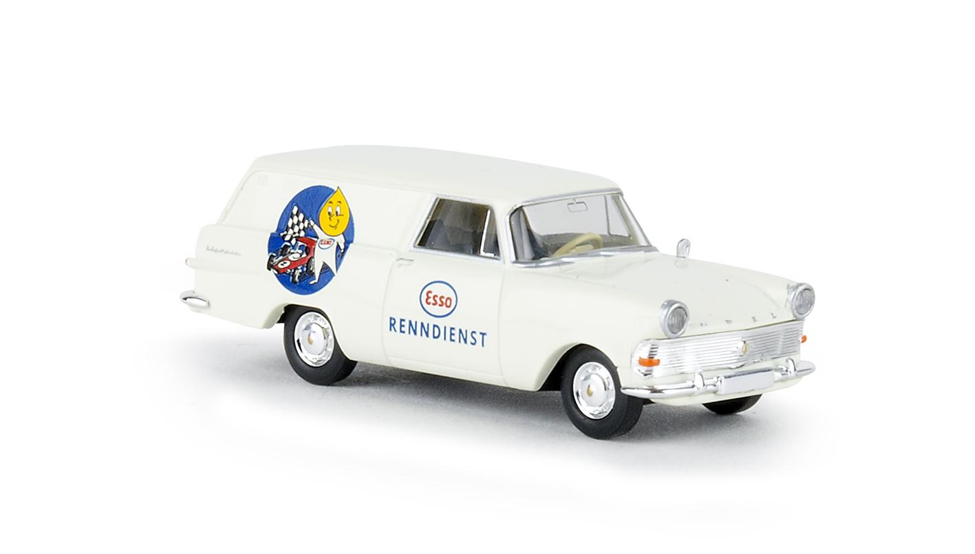 Opel P 2 Kasten Deutz Reparaturdienst Autos, Lkw & Busse Auto- & Verkehrsmodelle