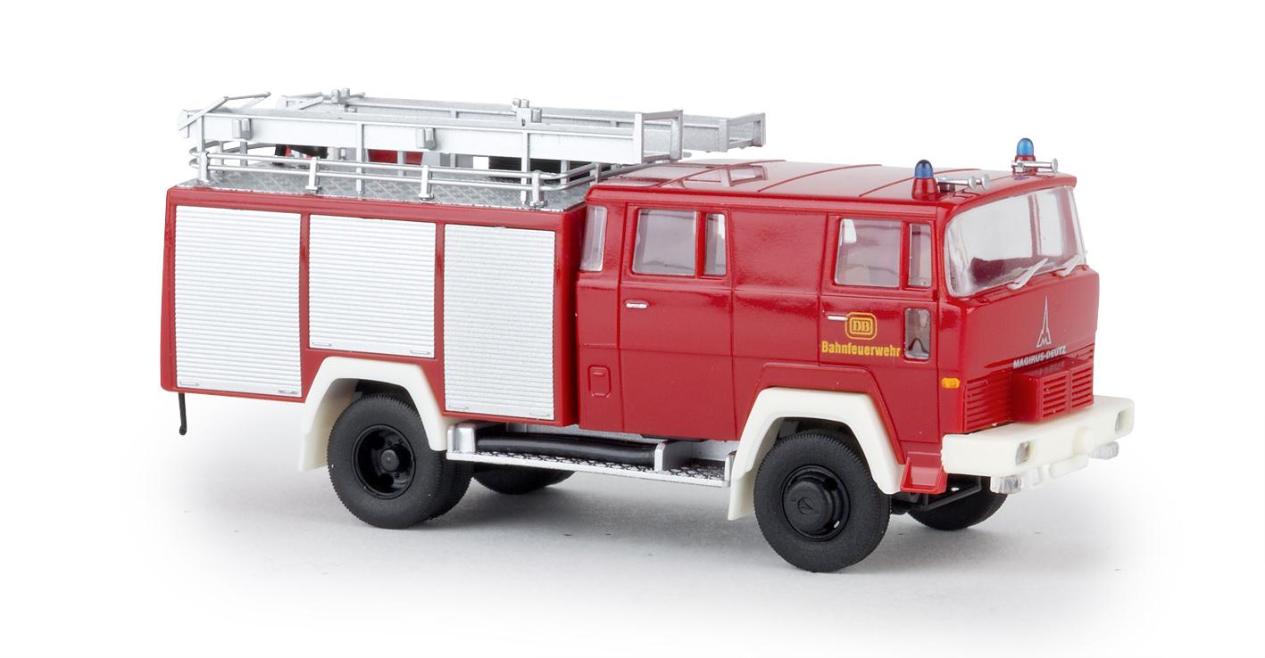 DKW F 89 Freiwillige Feuerwehr Ingolstadt Fire Brigade