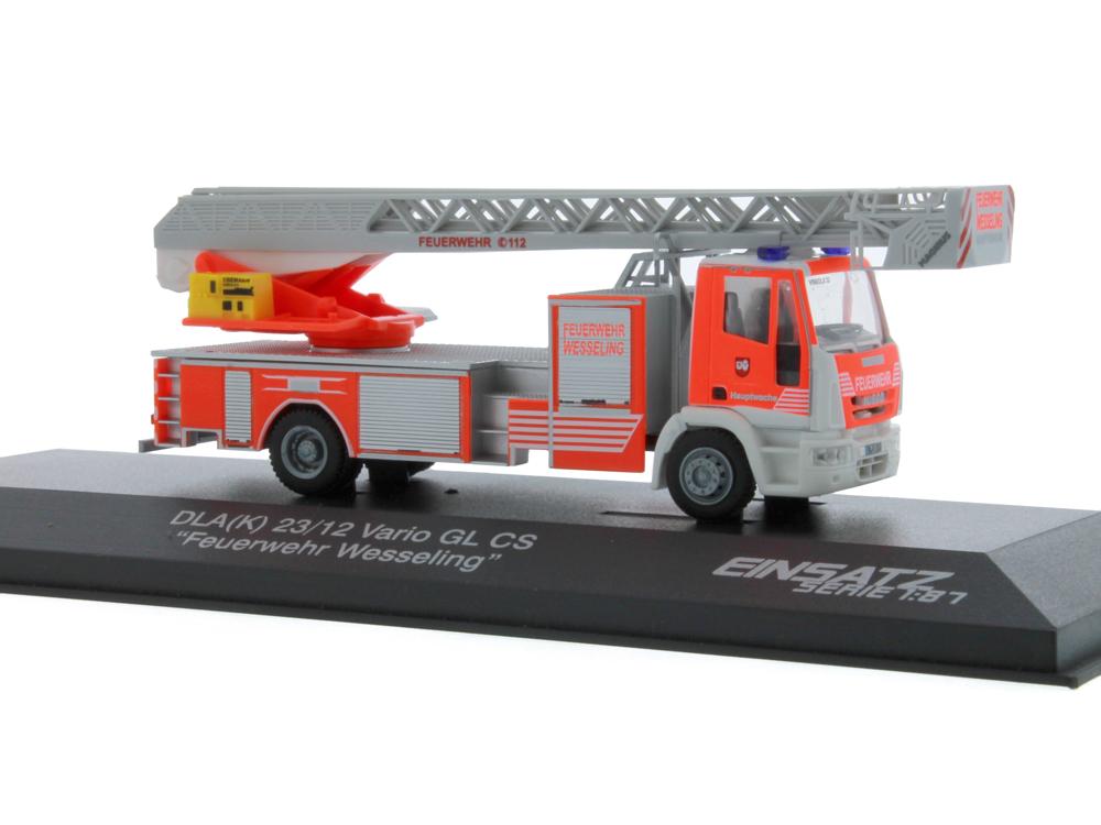 NL Rietze MB ATEGO DLK 32 vigili del fuoco Brandweer 71613