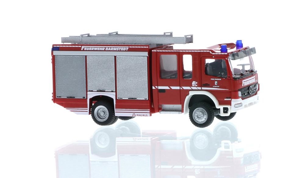 Busch 95232-1//87//h0 IFA w50 la PV-Vigili del Fuoco Berlino-NUOVO