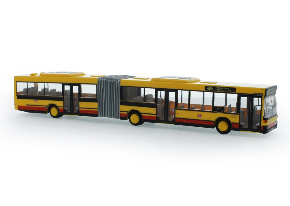Mercedes-Benz O 405 GN2 KVG Kiel Stadtbus 1:87 Rietze 76409