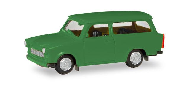 lichtgrau 020770 Herpa PKW Trabant 601