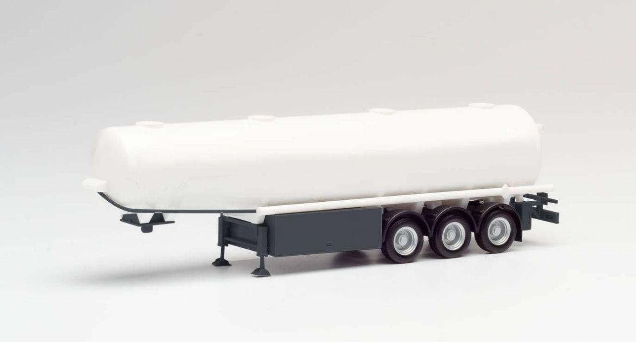 HERPA Zubehör 1:87//H0 Tankcontainer-Set Inhalt 3 Stück weiss//blau #076500-004