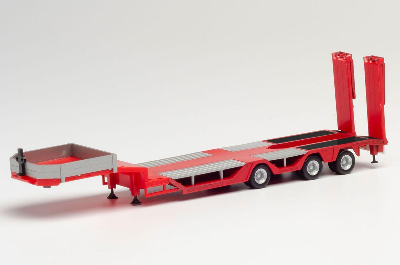 Y523 HO 30 STK Achshalter rot Achsklammer 1:87 LKW Zubehör Unterteil Chassis h0