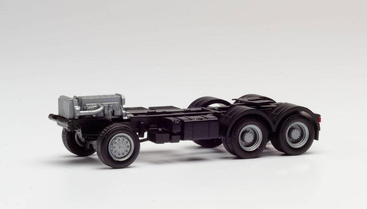 herpa 083454 Fahrgestell Zugmaschine MAN Allrad 4x4 2-achs Inhalt 2 Stück ...