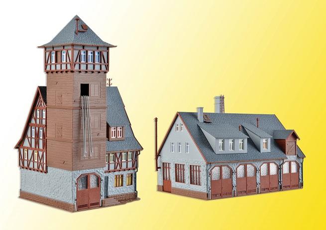 SH Vollmer 43841 Bausatz Fotohaus