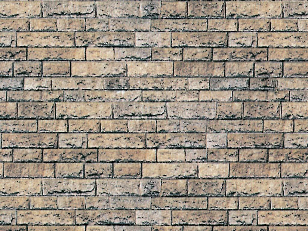Vollmer H0 48224 Mauerplatte Bruchstein 280 x 163 mm Neu