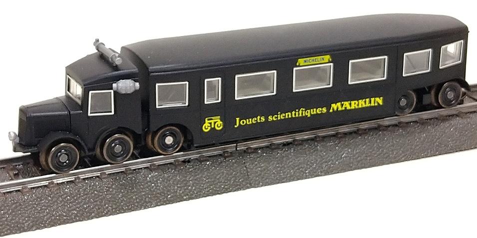 neuwertig mit Anleitung in OVP 4500 Bahnpostwagen der K.P.E.V Märklin 60-01